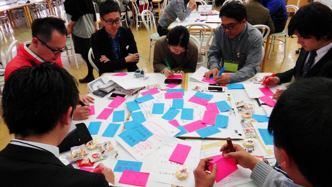 研究成果を報告し、地域課題解決へグループセッション/地域連携共同研究所 第1回研究報告会
