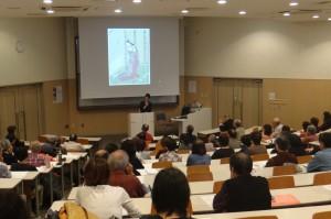 西洋絵画の中に見る浮世絵/新座市内大学公開講座(第2回)を開催