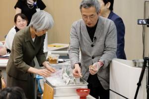 和食を楽しむこと「その意味と目的」/健康栄養学科 食文化コース開設記念講座を行いました