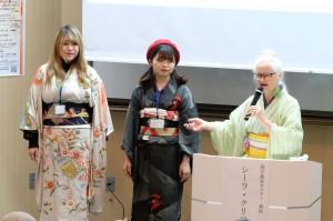 【文芸文化アカデミー】日本文化との出会いから30年~次世代に伝えたいこと~を開催しました