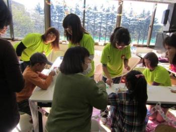 児童教育学科 桐華祭写真